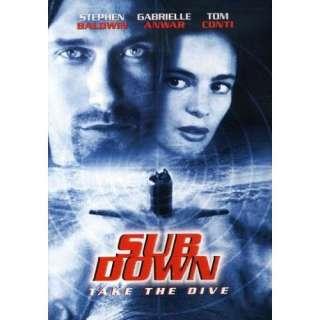Sub Down Stephen Baldwin, Gabrielle Anwar, Tom Conti