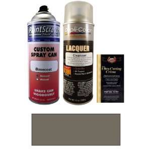 12.5 Oz. Tent Gray Metallic Spray Can Paint Kit for 2009 Nissan Sentra