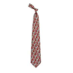 Alabama Crimson Tide NCAA Pattern #2 Mens Tie (100% Silk)