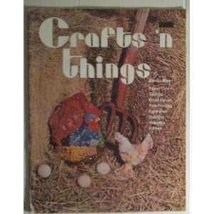 Crafts n Things Craft Magazine (April   May) Multiple