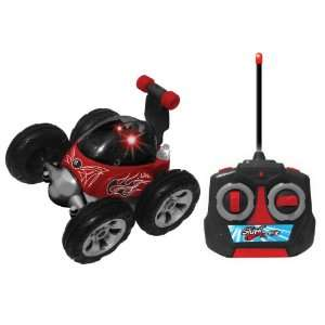 Stunt Twisterz R/C Nitro Red Toys & Games