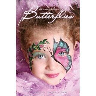Face Painting Book of Eye Designs (9781607250678) Marcela