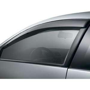 2003 2007 Honda Accord Coupe OEM Door Visors NEW Automotive