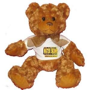 ULTIMATE WATER SKIING CHALLENGE FINALIST Plush Teddy Bear