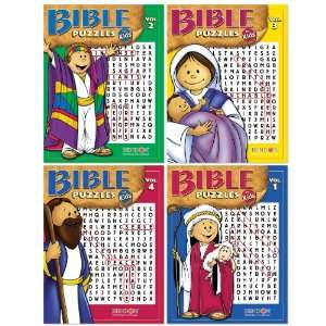 Bendon Publishing Int. Bible Word Search Puzzle Book