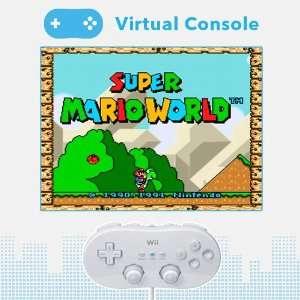 Super Mario World [Online Game Code] Video Games