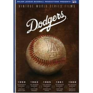 MLB Vintage World Series Films   Los Angeles Dodgers 1959, 1963, 1965