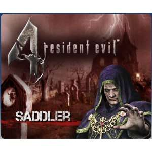 Resident Evil 4 Saddler (Hooded) Avatar [Online Game Code