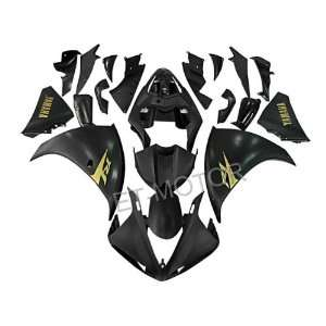 09 10 Yamaha R1 YZF 1000 Moto Fairings Body Kits Ta116
