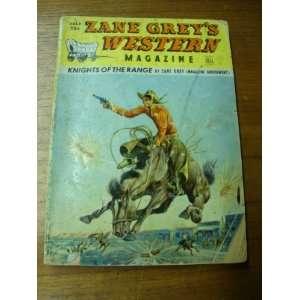 MAGAZINE VOL. 2, NO. 5 JULY, 1948 Don (ed); Grey, Zane Ward Books