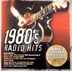 1980S RADIO HITS Various Artists Music