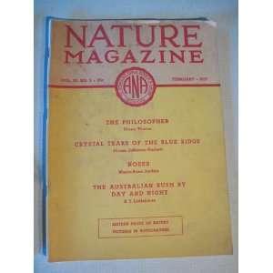 Nature Magazine   Vol. 29, No. 2   February 1937 Arthur