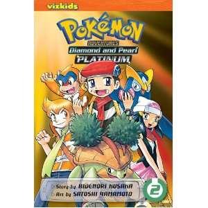 Pokémon Adventures Diamond and Pearl / Platinum, Vol. 2