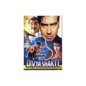 Divya Shakti Ajay Devgan, Raveena Tandon, Amrish Puri