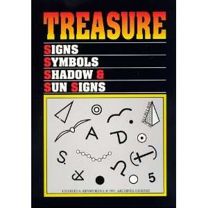 Treasure Signs, Symbols, Shadow and Sun Signs
