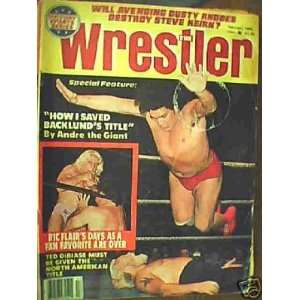 The Wrestler Wrestling Magazine February 1980 Issue