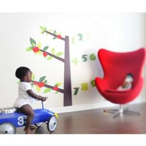 Pop and Lolli Tree of Wisdom Wall Stickers Baby