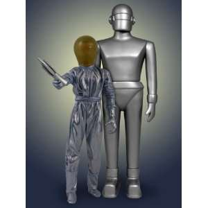 The Day The Earth Stood Still Gort and Klaatu Collectors Figure Set