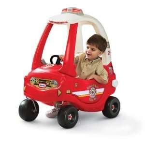 Lile ikes Ride N Rescue Coupe oys & Games