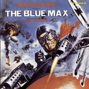 The Blue Max Original Sound Track Recording Music