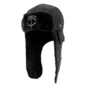 Minnesota Twins New Era MLB Quilt Trap Hat Hat