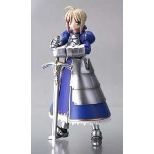 Revoltech Fate/Stay Night   Saber PVC Action Figure Toys