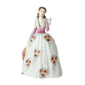 Royal Doulton Pretty Ladies Caroline Figurine