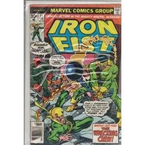Iron Fist #11 Comic Book