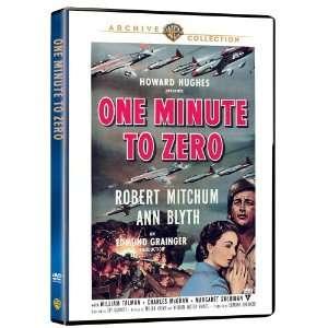 One Minute To Zero Robert Mitchum, Ann Blyth, William