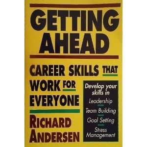 GETTING AHEAD Richard Andersen Books