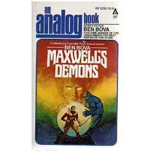 Maxwells Demons (An Analog Book) (9780441522507) Ben
