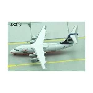Jet X TNT Malev BAe 146 200 HA TAB Model Airplane Toys