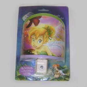Disney Fairies Tinkerbell Magic Night Light Toys & Games