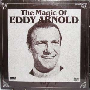 The Magic Of Eddy Arnold: 18 Country Music Greats [VINYL