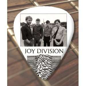 Joy Division Premium Guitar Pick x 5