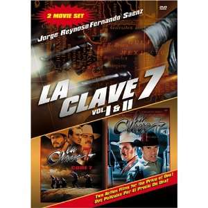 La Clave 7, Vol. 1 and 2 Jorge Reynoso, Fernando Saenz