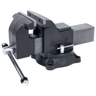 Wilton Columbian Vise — 8in., Bench Mount  Vises + Clamps