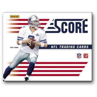 NFL Panini Sets Panini NFL 2011 Score Football Trading Cards   12 Pack