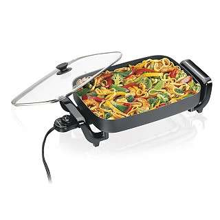 Beach 38530R Nonstick Electric 12x15 inch Skillet  Overstock