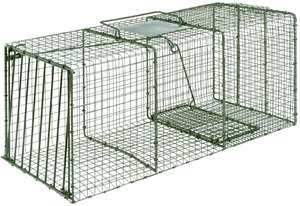 Duke Live Animal Cage Traps