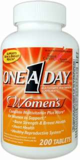Bayer HealthCare One A Day Womens at Bodybuilding Lowest Prices