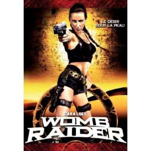 Womb raider  Lauren Hays, Antoinette Abbott, Crystal White