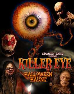 Killer Eye: Halloween Haunt: Carlee Baker, Olivia Alexander