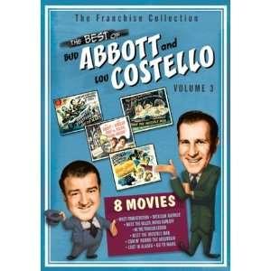 of Abbott & Costello, Vol. 3 (Abbott & Costello Go to Mars / Abbott