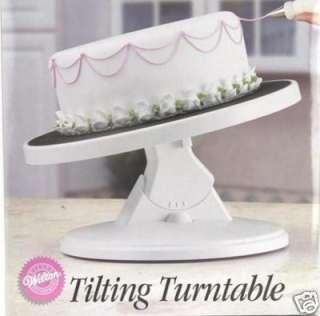 Wilton Cake Decorating Tools   Tilting Cake Turntable