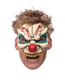 / Clown / Chinless Evil Clown Mask