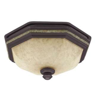 Fans Bele Meade Bathroom Exhaust Fan in Light New Bronze  Wayfair