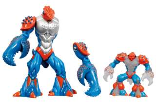 Gormiti Atomic Magnetic Figures   Carrapax  Action Toys & Figures