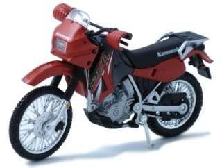 Kawasaki KLR650 Diecast Model Motorbike by Maisto 04046