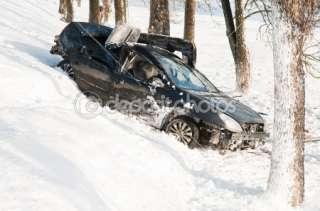 Winter car crash accident  Stock Photo © Dmitry Kalinovsky #5458538